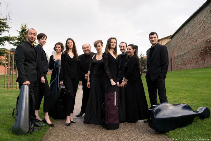 Orchestre de chambre occitania laurent jammes photographe for Chamber l orchestre de chambre noir